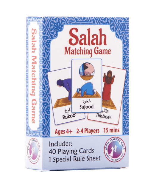 Salah Matching Game