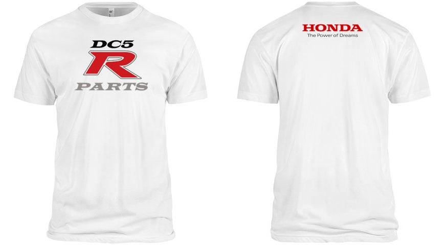 DC5R Parts Signature T-Shirt