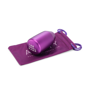 Acuity ESCO-T6 Shift Knob - Satin Purple Anodized Finish