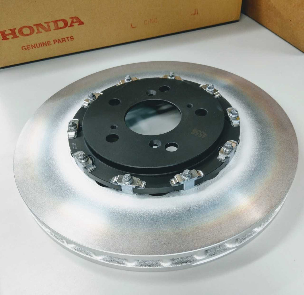 2020+ Honda Civic Type R OEM Two-Piece Aluminum Rotor FK8
