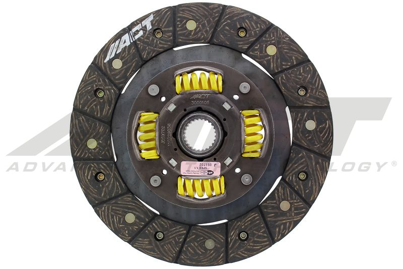ACT Performance Street Disc - 90/91 Integra (Cable Trans)