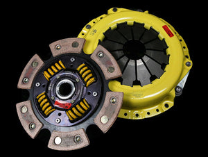 ACT Heavy Duty Clutch Kit w/Sprung 6 Puck - 92/93 Integra (Cable Trans)