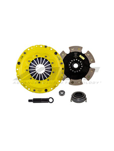 ACT Xtreme Clutch Kit w/Unsprung 6 Puck - 92/93 Integra (Cable Trans)