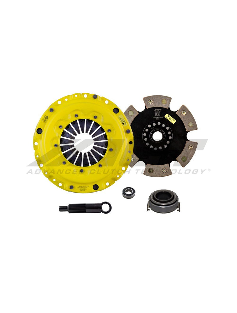 ACT Xtreme Clutch Kit w/Unsprung 6 Puck - Accord / Prelude