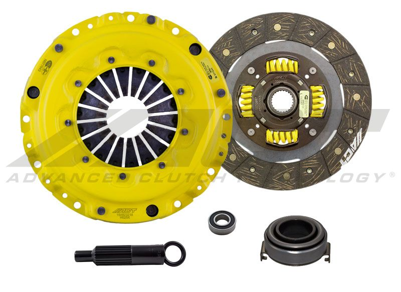 ACT Xtreme Clutch Kit w/Sprung Organic Street Disc - 92/93 Integra (Cable Trans)