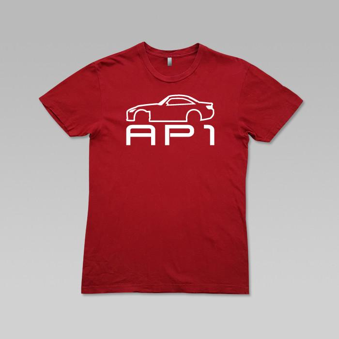 AP1 S2000 Tribute T-Shirt | Men's & Women's