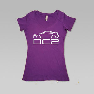 DC2 Tribute T-Shirt | Men's & Women's