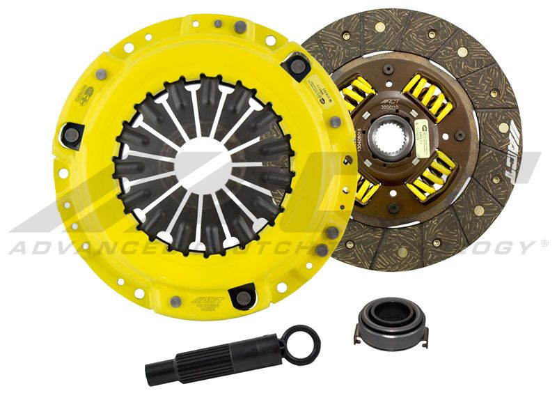 ACT Xtreme Clutch Kit w/Street Disc Sprung - Accord / Prelude