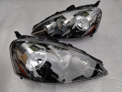 2002/06 Acura RSX OE Replacement Headlights