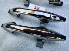 2004/08 CL7 Euro R OEM Chrome Door Handles (Rare)