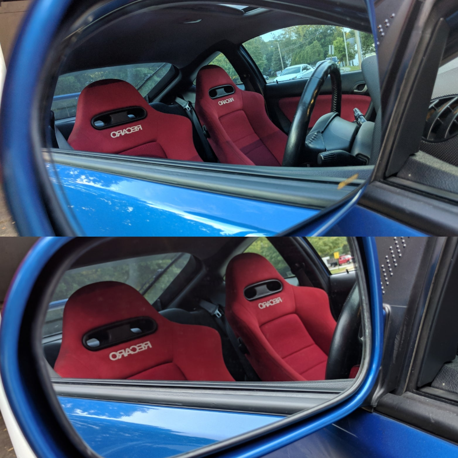 Spoon Sports Wide View Side Mirrors