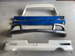 2005/06 DC5 Type R OEM Modulo Full Spoiler Kit - ULTRA RARE (DISCONTINUED)