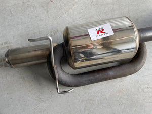 Authentic Mugen Twin Loop DC5 Type R Exhaust System