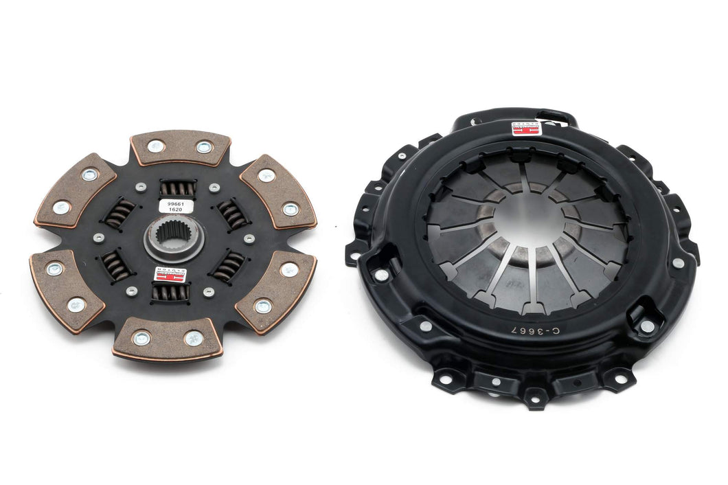 Competition Clutch - Stage 4 Ceramic Sprung Clutch Kit (K20A2/A3/Z1/Z3)