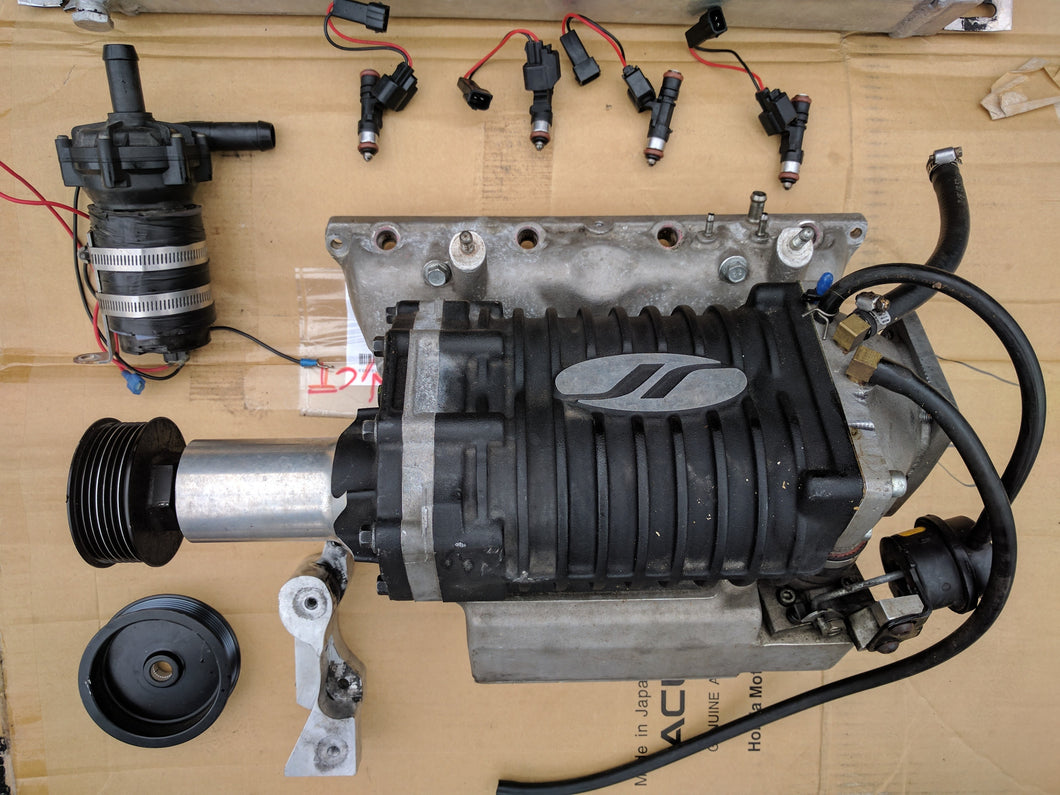 Jackson Racing Supercharger - K Series