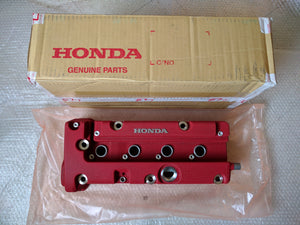 K-Series Type R OEM Valve Cover - Wrinkle Red