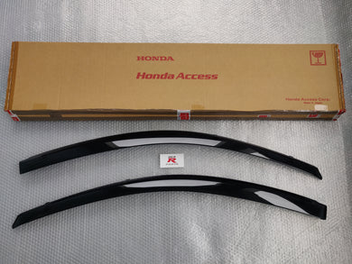 Honda Access OEM Window Visors - LIMITED IN-STOCK