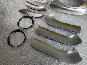 DC5 Type R Modulo (A-Spec) Trim Kit - Silver