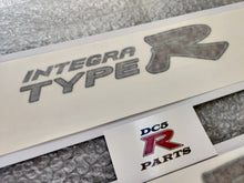 DC5 Type R OEM Side Decals