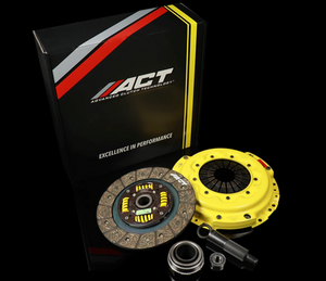 ACT Heavy Duty Clutch Kit w/Sprung Organic Street Disc - 92/93 Integra (Cable Trans)
