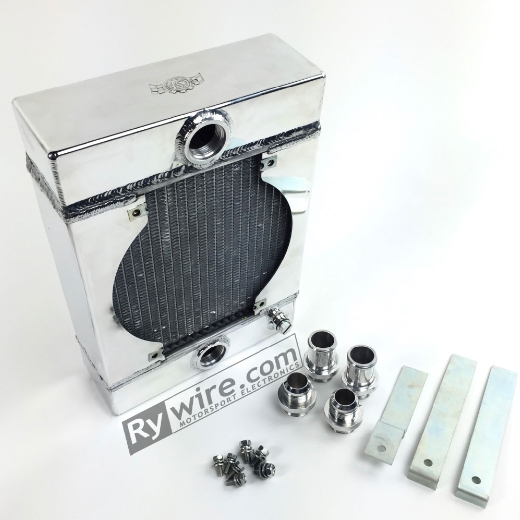 Rywire Ultimate Drag Race Radiator - Universal