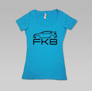 FK8 Tribute T-Shirt | Men's & Women's