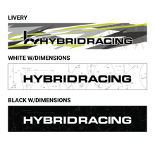 Hybrid Racing Dimensions Sunstrip