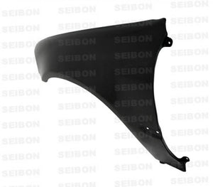 Seibon Carbon Fiber Fenders - 92-95 Civic (2/3DR)