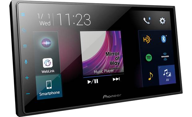 Pioneer Head Units w/Apple Car Play & Android Auto - NEWLY REVISED