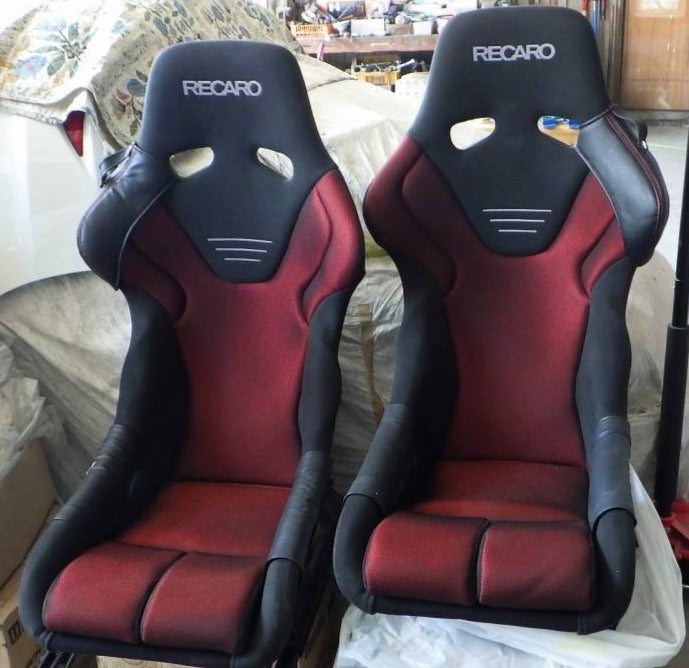 Authentic Recaro Bucket Seats - Limited Edition (Discontinued)