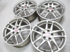 "DC5 Type R OEM 17"" Wheels (Silver)"