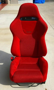 Authentic Recaro Bucket Seats - Red (SP-J)