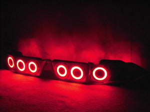 2004/08 Custom LED Tail Lights