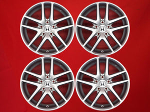 "CL7 Euro R OEM 17"" Wheels (Silver)"