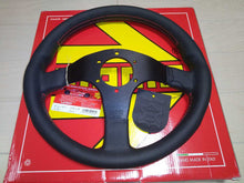 MOMO Tuner Steering Wheel & NSX-R Horn Button Combo