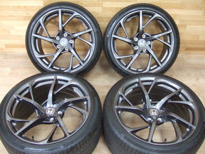 Authentic Honda NSX JDM OEM Wheels (Gunmetal)