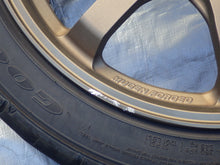 "Authentic Mugen GP 17"" Wheels (Bronze)"
