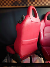Authentic S2000 JDM Seats - Red