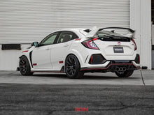 Seibon Carbon Fiber Skirts - 2017+ Civic Type R (FK8)
