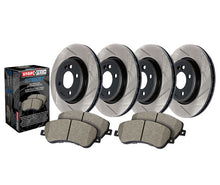 Stop Tech UPGRADED Brake Kits (Slotted/Drilled or Both)