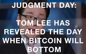 Judgment Day: Tom Lee has  revealed the day  when Bitcoin will  bottom