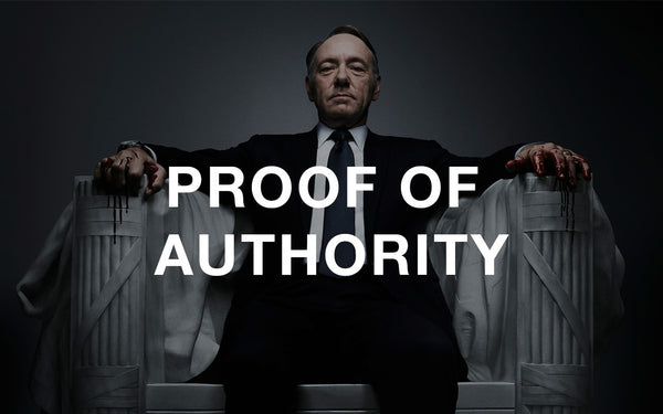 A picture representing Proof of Authority (PoA) for cryptocurrencies