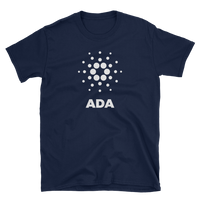 Cardano Large Logo T-Shirt-Crypto Daddy