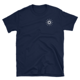Cardano Small Logo T-Shirt-Crypto Daddy