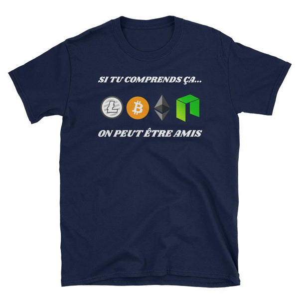 Crypto Special T-Shirt-Crypto Daddy