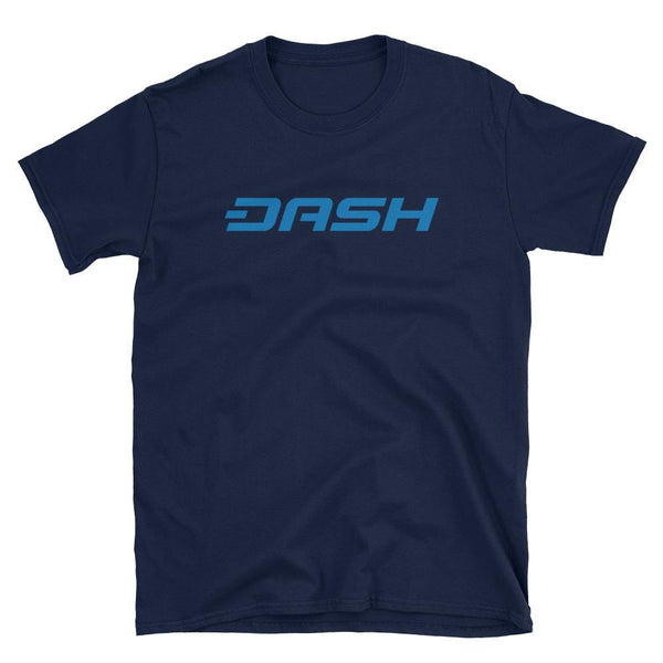 Dash Large Logo T-Shirt-Crypto Daddy