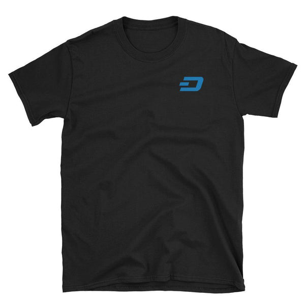 Dash Small Logo T-Shirt-Crypto Daddy