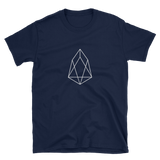 EOS Large Logo T-Shirt-Crypto Daddy