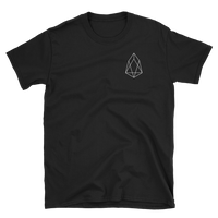 EOS Small Logo T-Shirt-Crypto Daddy