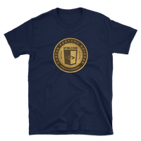 HTML Coin Large Unisex T-Shirt-Crypto Daddy